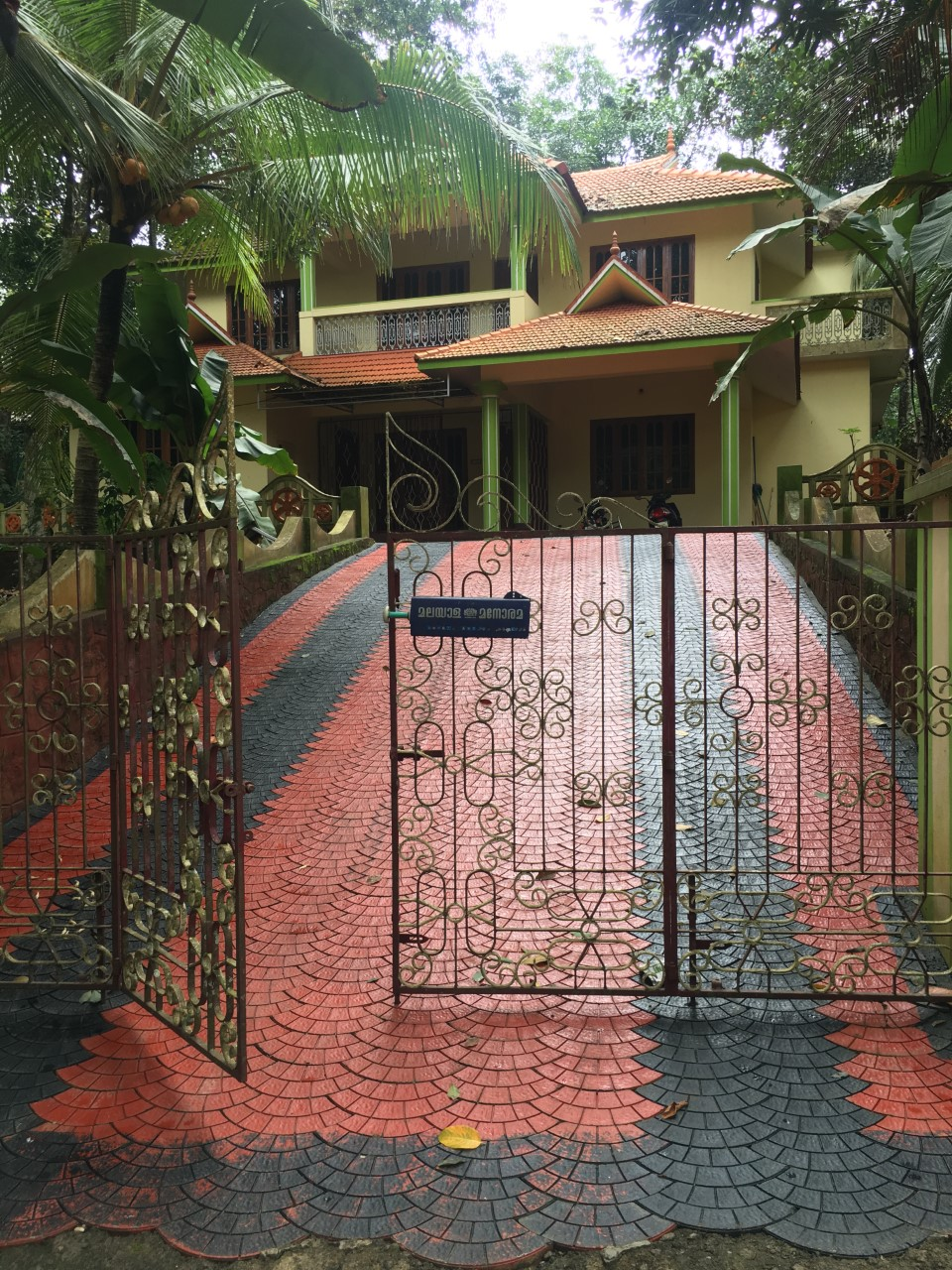 2500 Sqft House with 16 Cents of Land for Sale at Mammodu, Changancherry