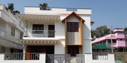 New House For Sale Near Rajagiri Hospital Aluva , Ernakulam