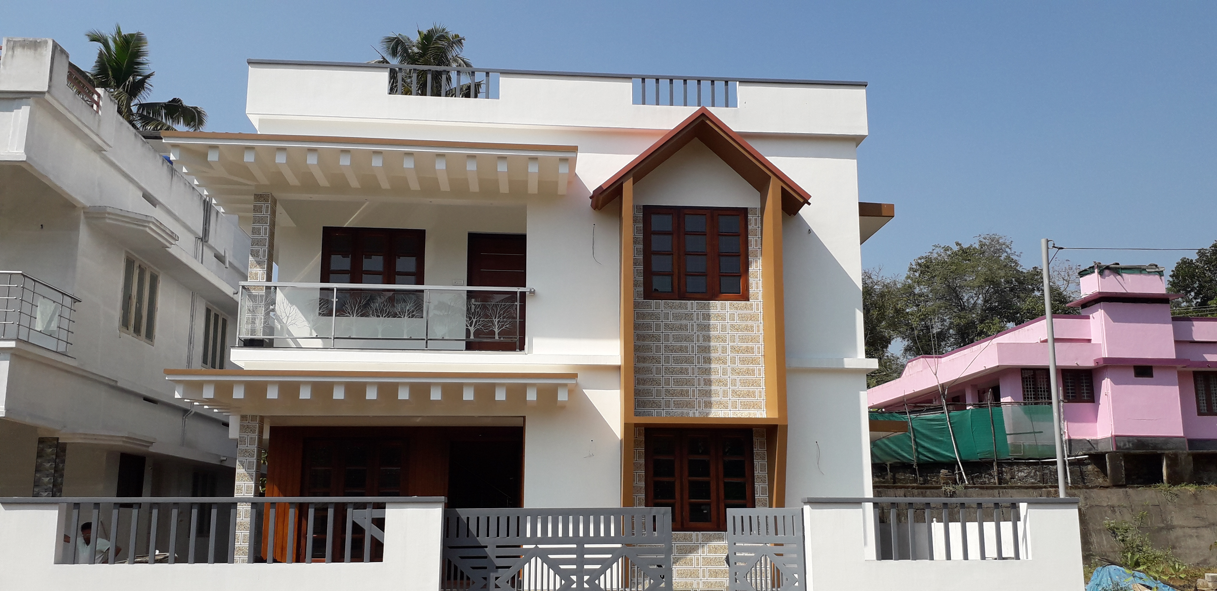 New House For Sale Near Rajagiri Hospital Aluva , Ernakulam