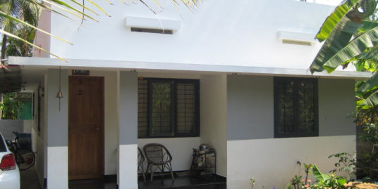 House with 5 Cents  For Sale In Kumbalam , Kochi