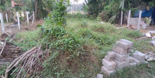5.75 Cent Land for Sale at Aripalam near to Govt. Veterinary Hospital