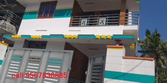 2050 sqft 4 Bedroom House for sale near Thirumala, Thiruvananthapuram