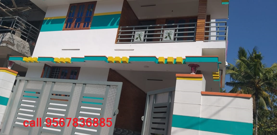 2050 sqft 4 Bedroom House for sale near Thirumala, Thiruvananthapuram