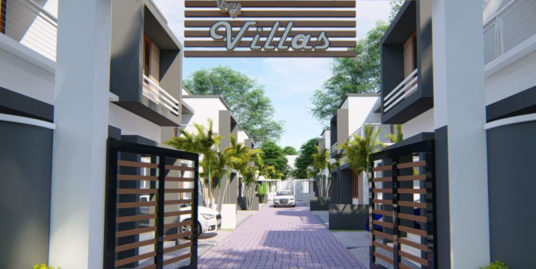 3 BHK on 3 Cent, 1000 sq ft  Ivy VIillas  for Sale near SNGIST college, Manjaly, North Paravur