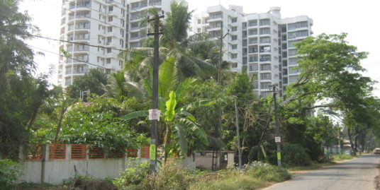 3 Bed Room Unfurnished Water Front Apartment For Sale  in Desom, near Kochi Airport