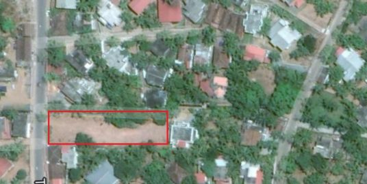 36 cent Road side Plot for rent (Apropriate  for storage space) at Kannur City ,Marakkarkandy