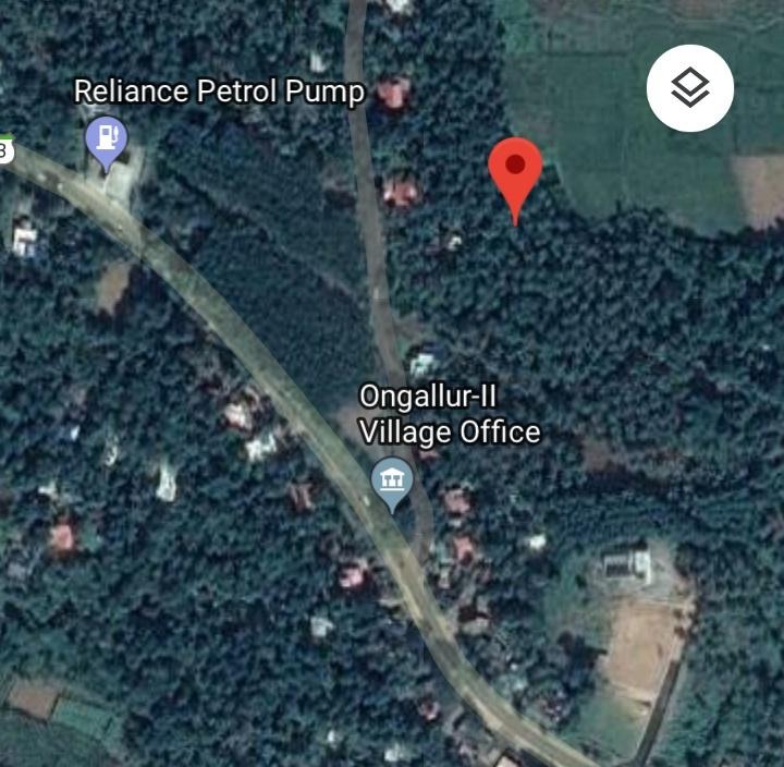 33 Cents Residential Land For Sale in Vadanamkurussi Near Shoranur, Palakkad