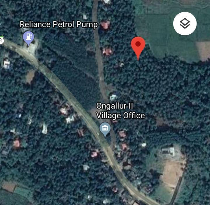 33 Cents Residential Land For Sale in Vadanamkurussi Near Shoranur, Palakkad