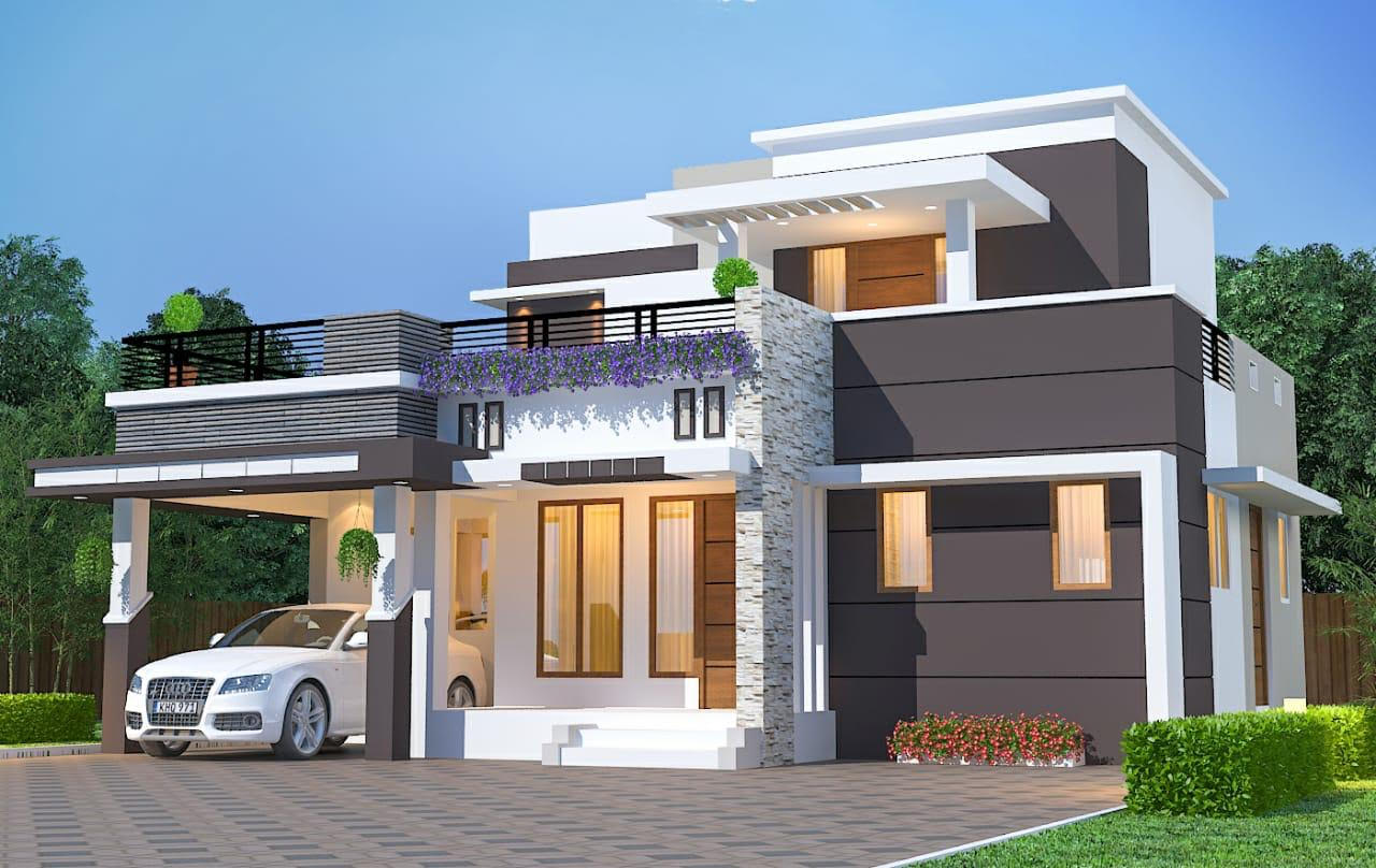 Vasthu Based 3BHK villa for sale upon completion