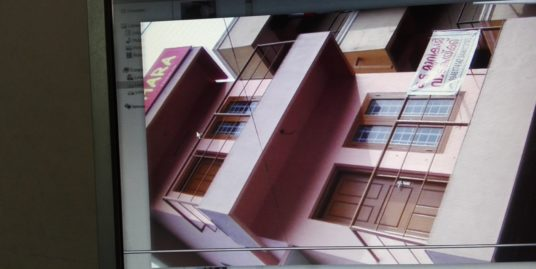 3 storied full facility Building available for rent near KSRTC Bus stand Pandalam, Pathanamthitta