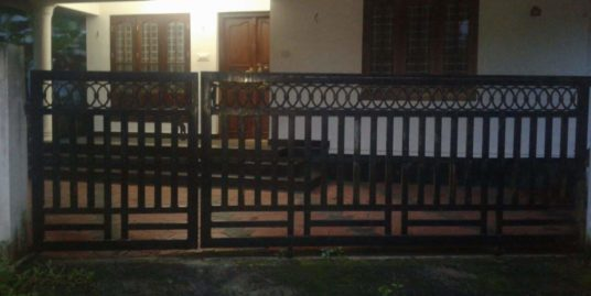 3 bed room independent house for rent at kalarkuzhi,Angamally