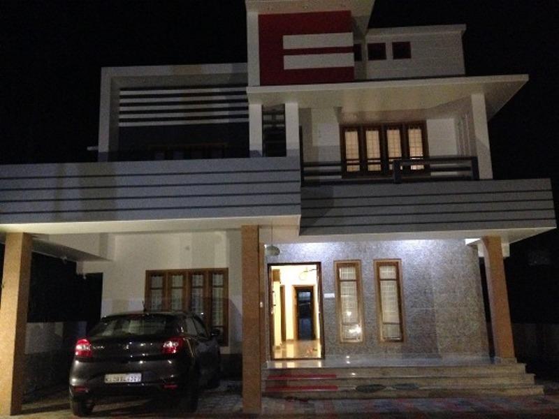3 BHK House for sale at Pazhiyottumuri, Thrissur