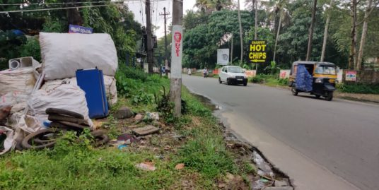 State highway road side prime property for lease at Odakkali,  Aluva – Munnar Rd