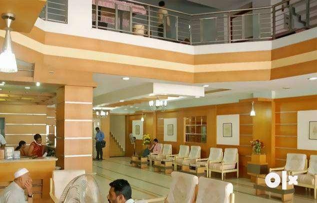 Rental Building for sale in main road Oyoor Kottarakkara!