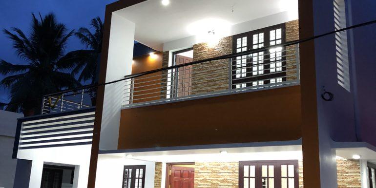 Building 2 Night
