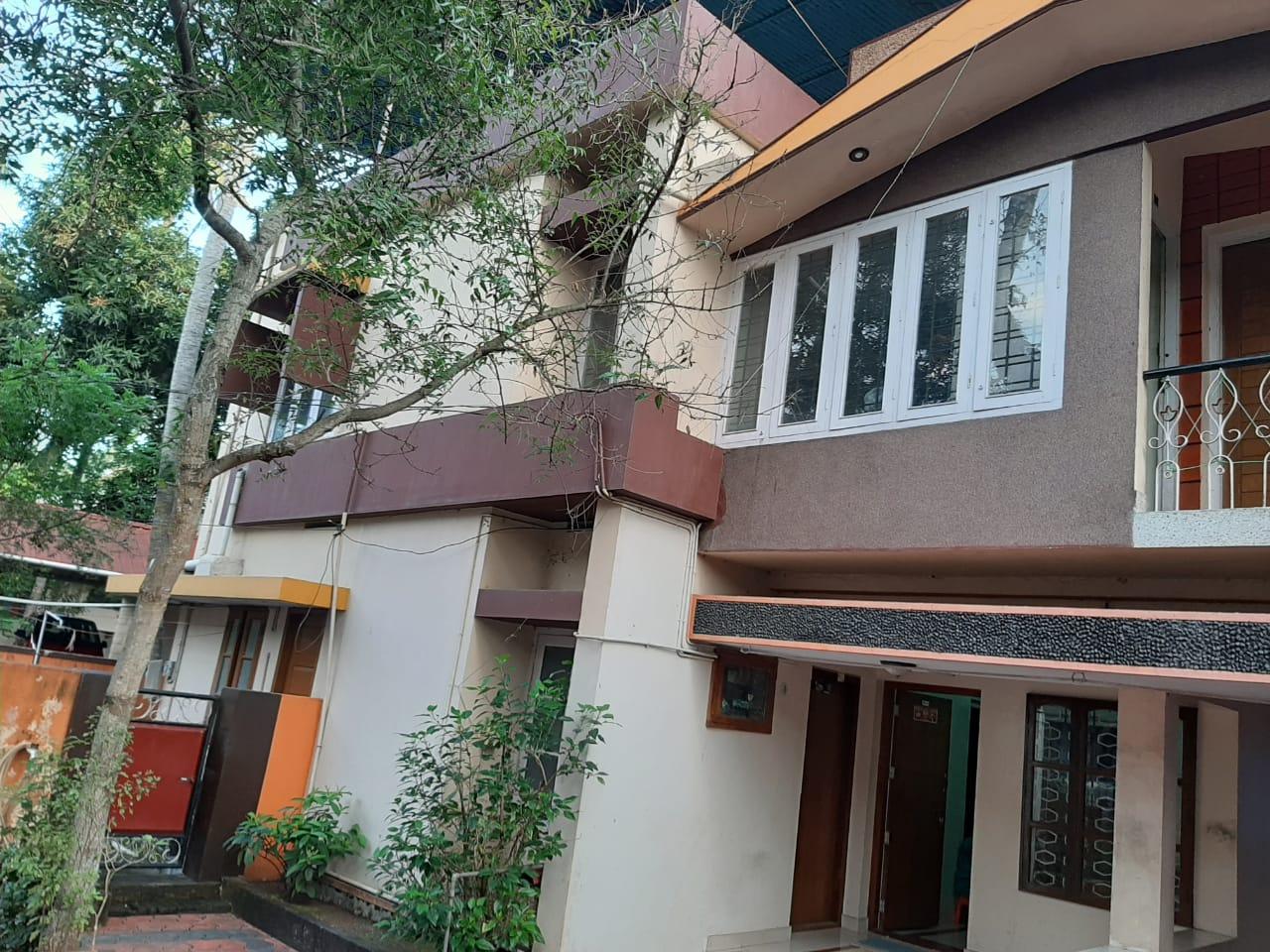 6BHK four bathroom House for sale at Pappanamcode, Thiruvananthapuram
