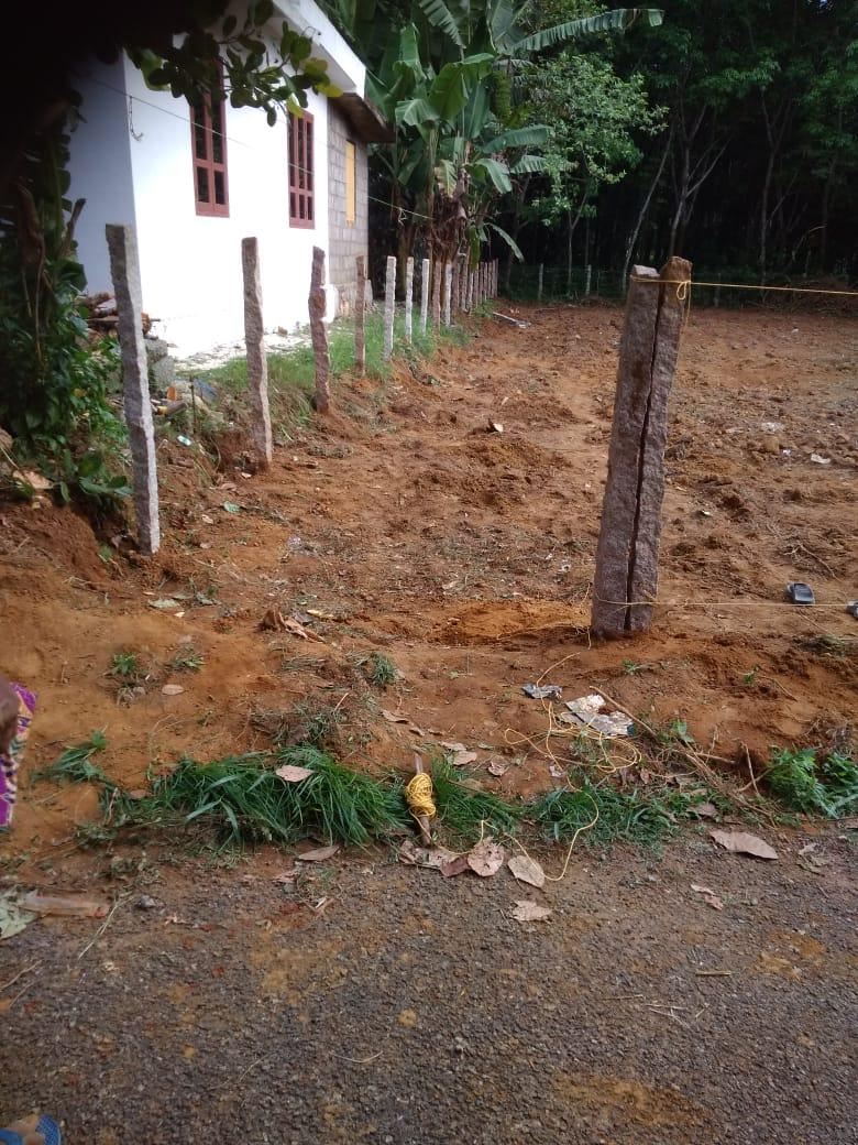 16.5 Cents Land for sale at Vetiyaar south, Mavelikara, Alapuzha