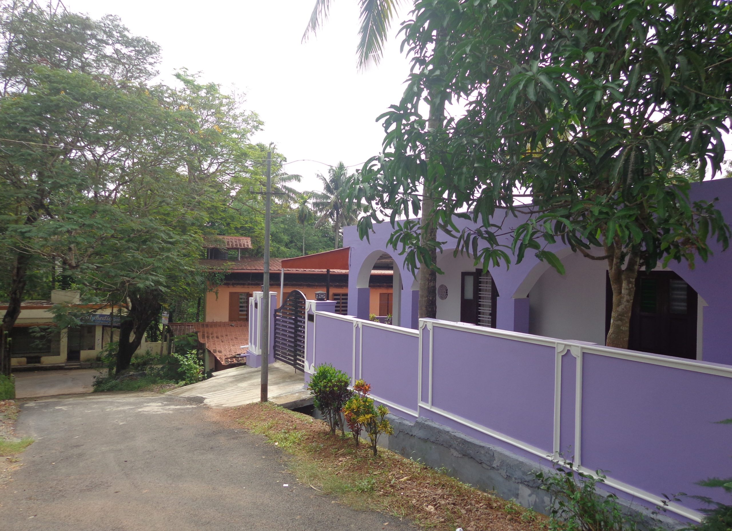 Fully Furnished 3BHK House For Urgent Sale  In Puthencruz Town, Ernakulam