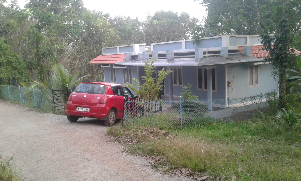 Newly constructed independent House for sale at  Manimala Town, Kottayam