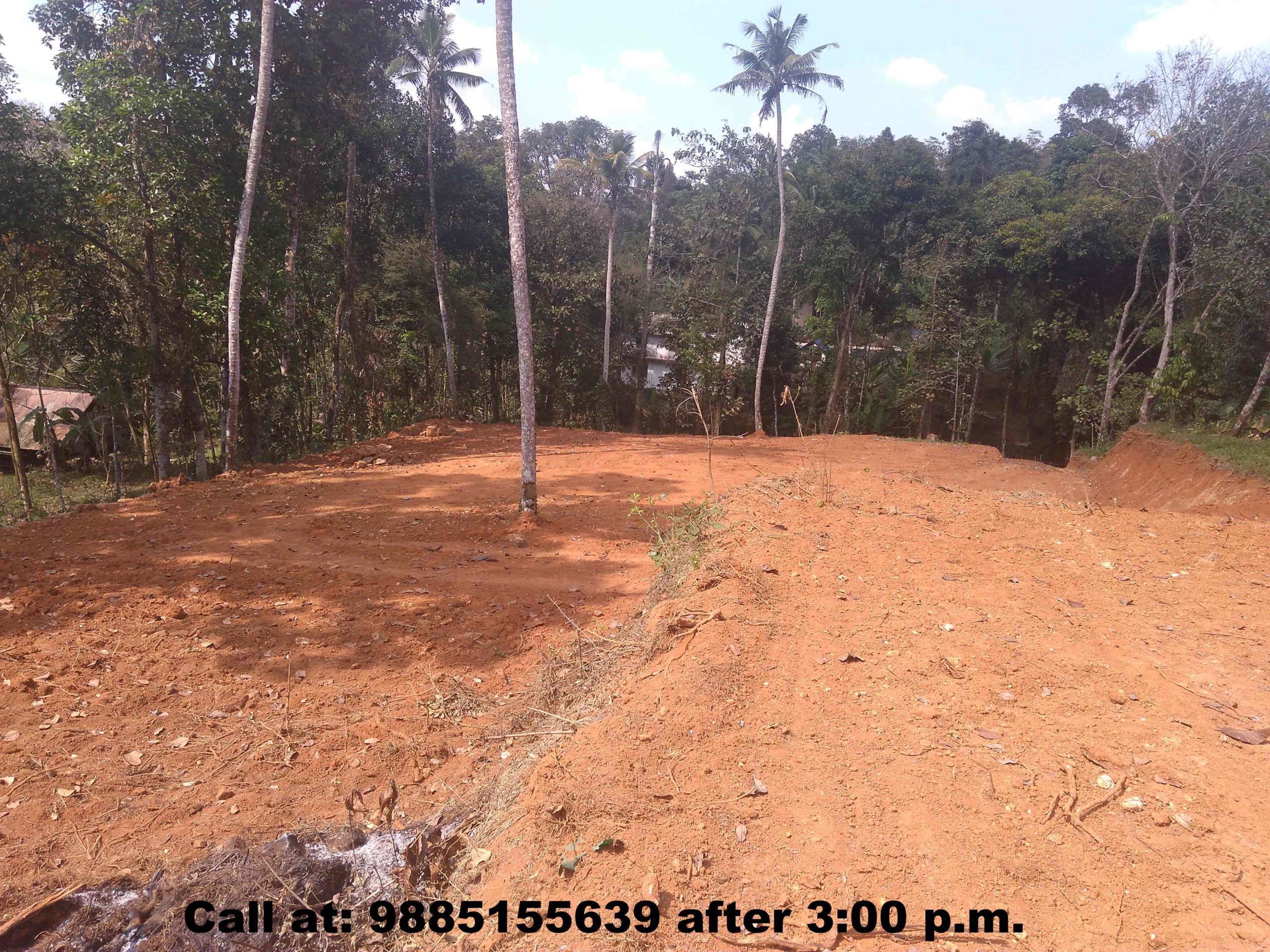 68 Cents House Plot For Sale at Veliyannoor,  Koothattukulam
