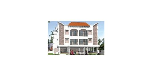 3 BHK Flat For Sale, Kanumangalam, Thrissur