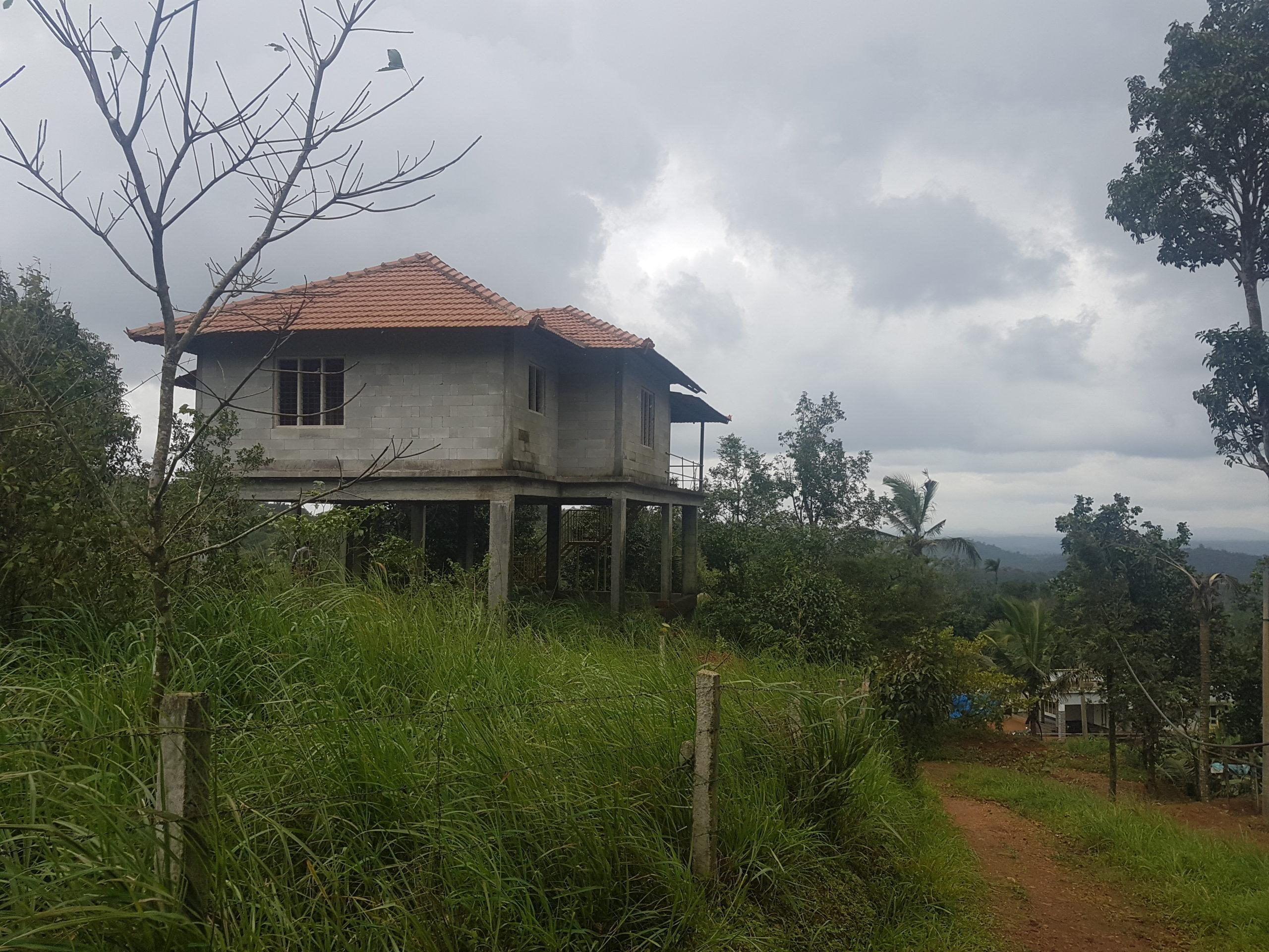 Luxury Villa for sale in Mananthavady, Wayanad.