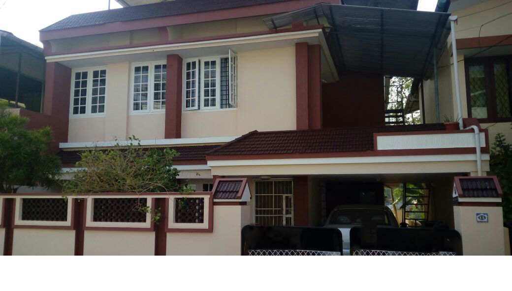 4 Bedroom Independent House For Sale Near UC College Aluva