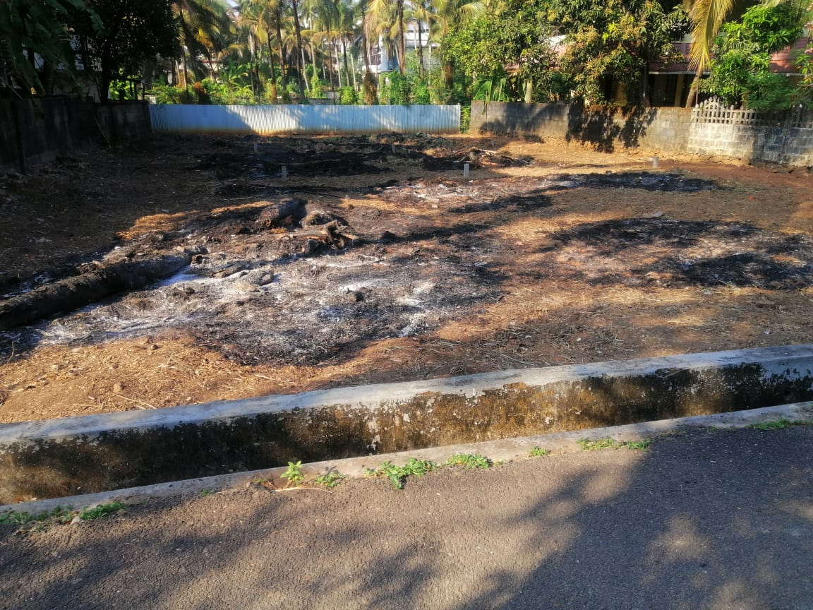Residential land for sale in Punkunnam, Thrissur