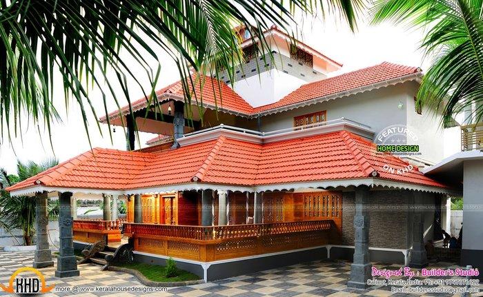 5 BHK Residential Villa For Sale In Kuttanellur, Thrissur