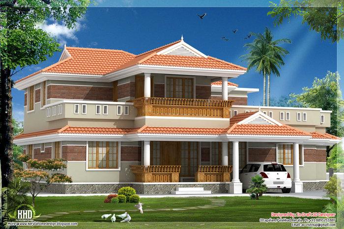 4 BHK Residential Villa For Sale In Kuttanellur