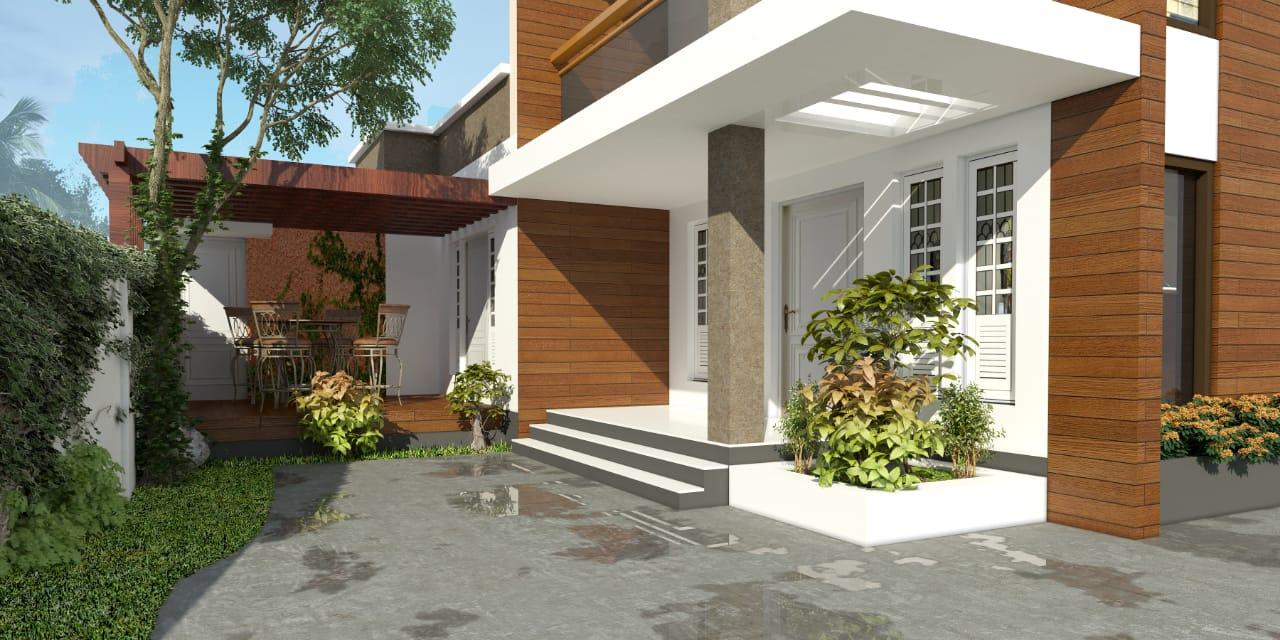 Geo Air-conditioned Luxury Green Villas at Thrissur