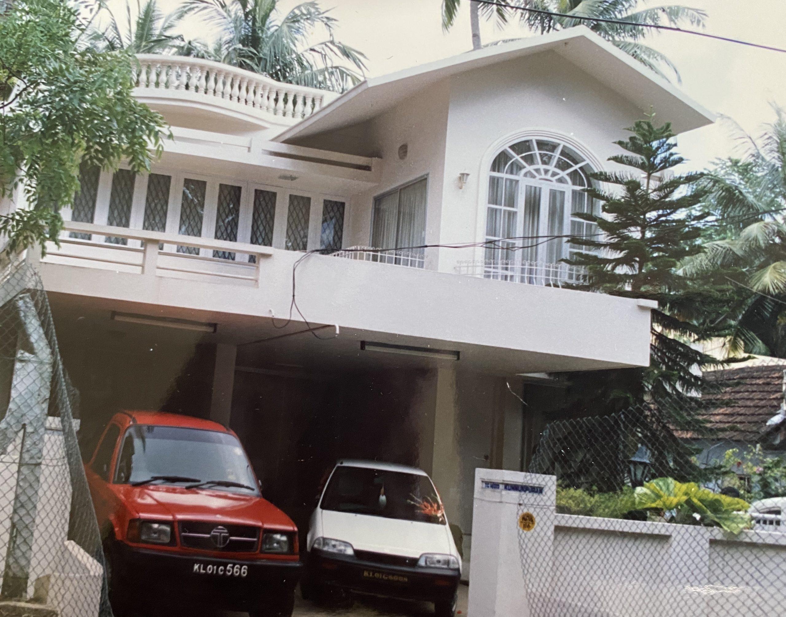 Villa in prime location for sale at Nandavanam, Palayam, Thiruvananthapuram