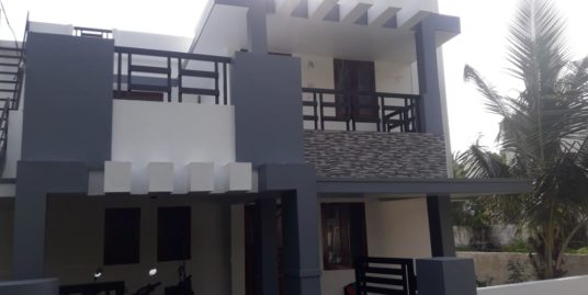 2 Bhk Fully Furnished Independent House For Rent In Near Olavakkode Rly Station