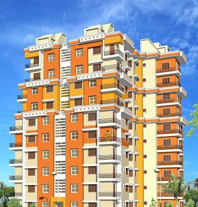 3 BHK FLAT IN THE HEART OF THRISSUR TOWN
