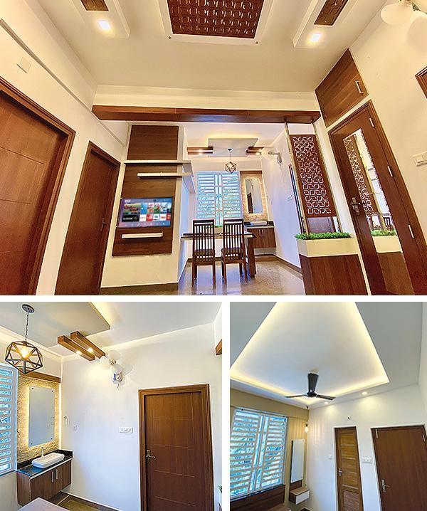1 2 and 3 BHK APARTMENT FOR SALE IN AMALA THRISSUR
