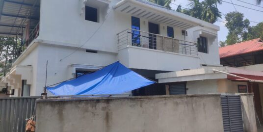 Newly constructed 2BHK 1250 Sq. Ft. House for sale at Aroor, Alappuzha