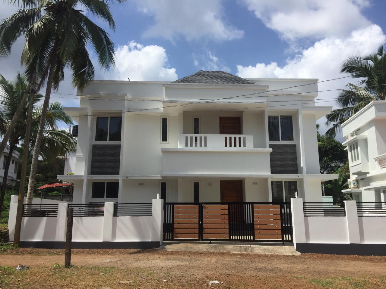 2000sq .Ft. Residential villa for sale in Attore, Kuttur, Thrissur