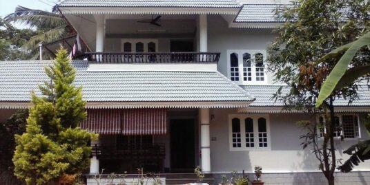 Fully furnished AC Villa at Thrissur @ 50% discount for SALE