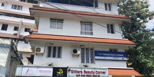 Commercial Rental Space for Office in Warriam Road, Ernakulam