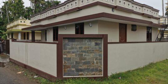 3 BHK, 1100 Sq. Ft Villa For Sale In Paravur, Chendamangalam, Kochi