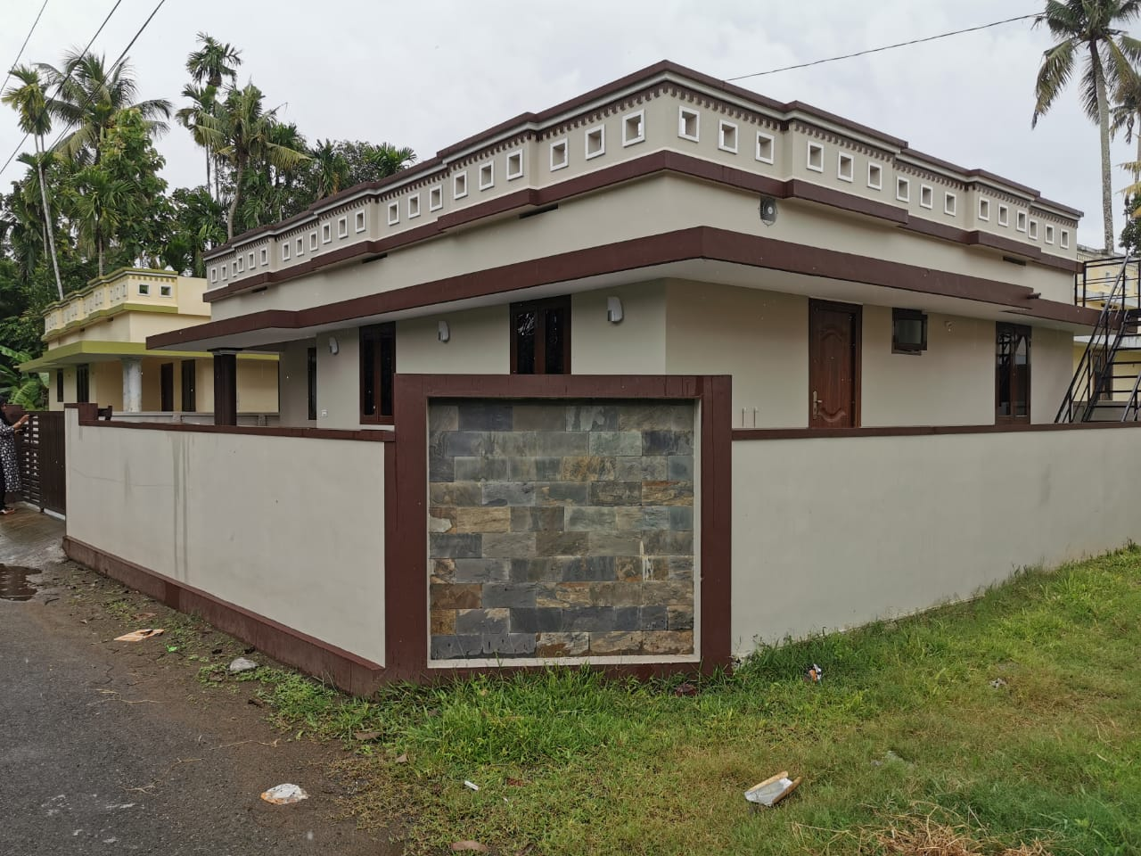 3 BHK, 1100 Sq. Ft Villa For Sale In Paravur, Chendamangalam, Kochi
