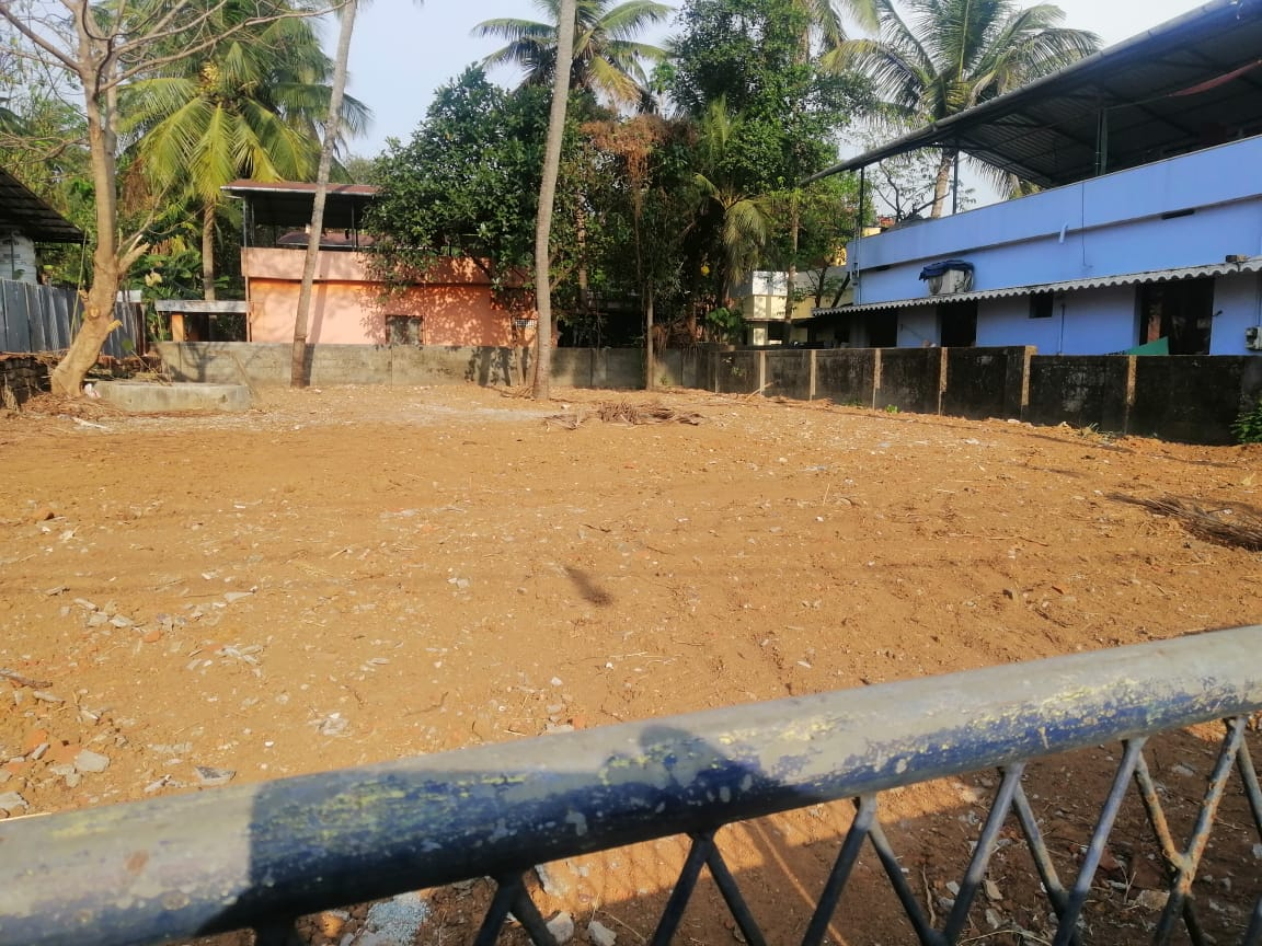 Residential land for sale Mannuthy.