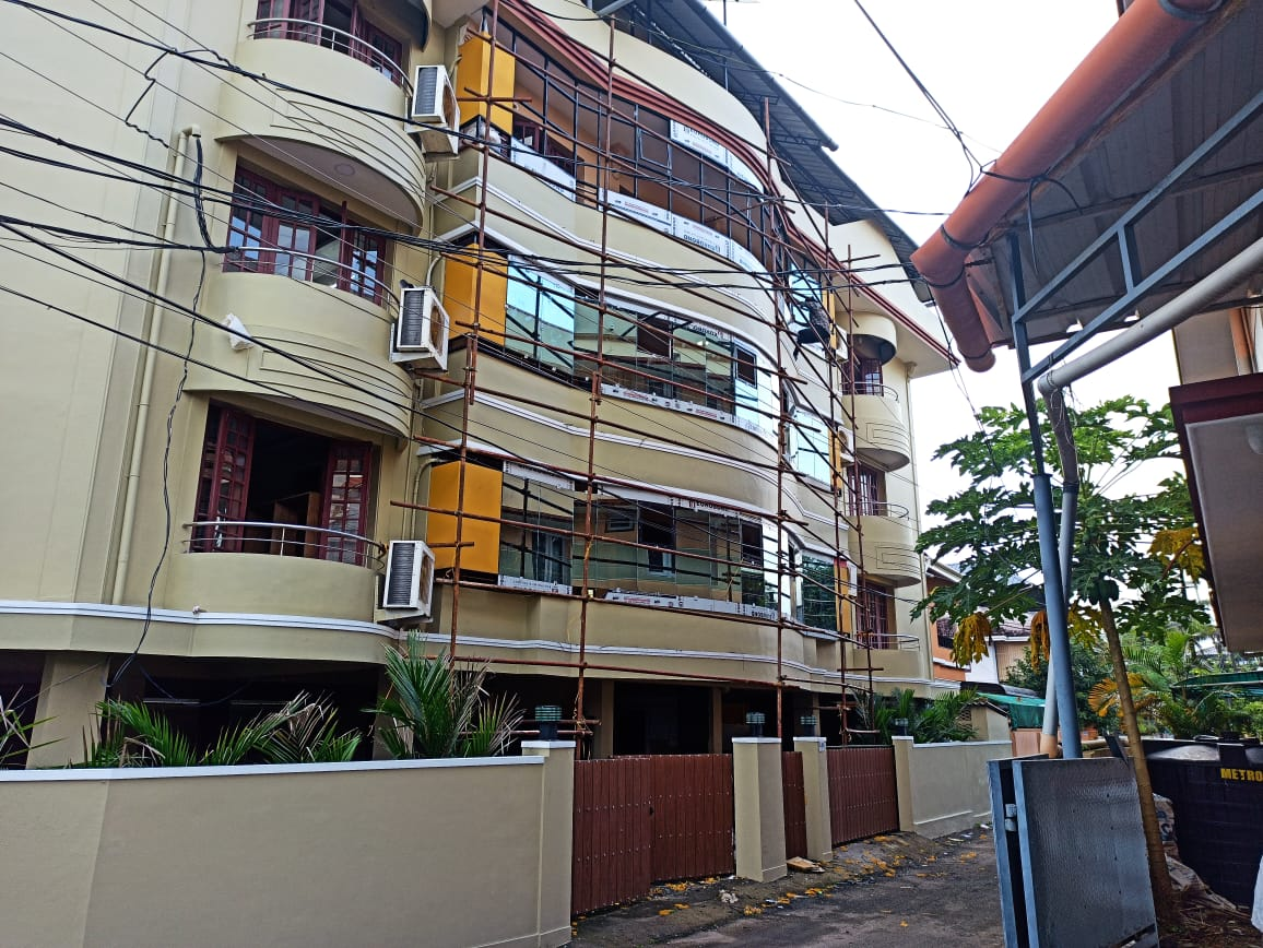 3 bhk fully furnished apartment available for rent in , Edapally.
