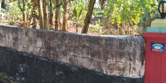 Site for sale at Punalur Kollam District