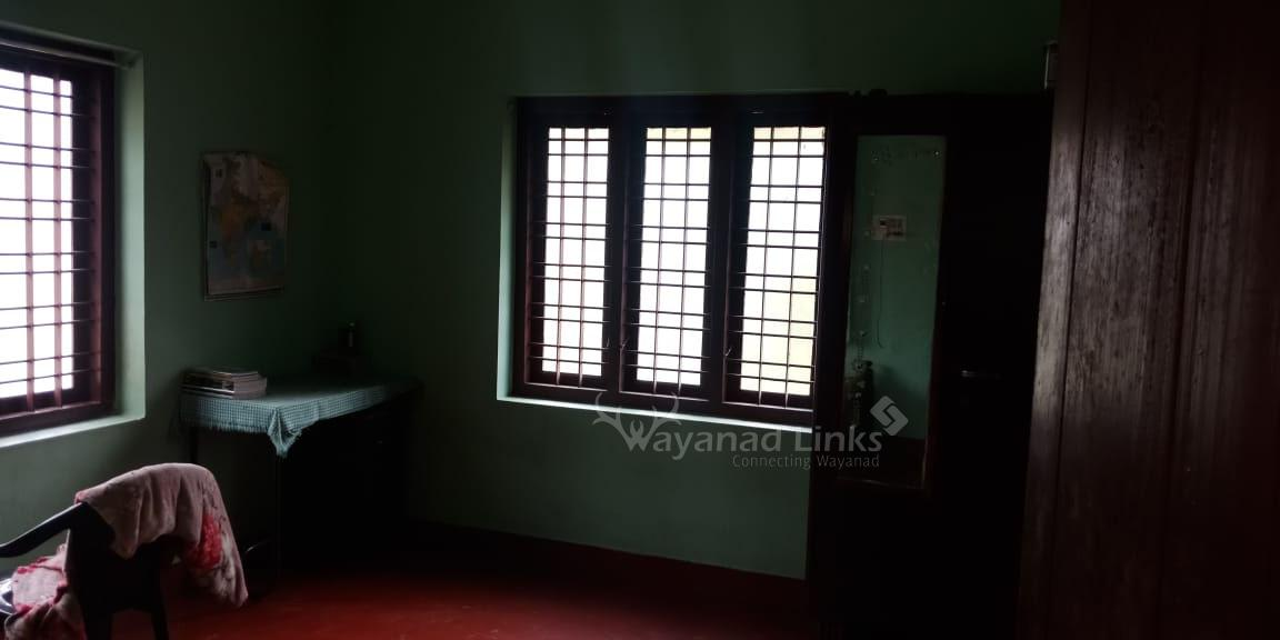 11 cents plot and 1200 sq ft house for sale in Sulthan Bathery, Wayanad