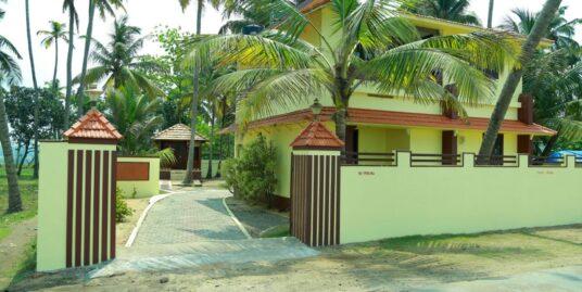 Sea view villa – Cherai Beach