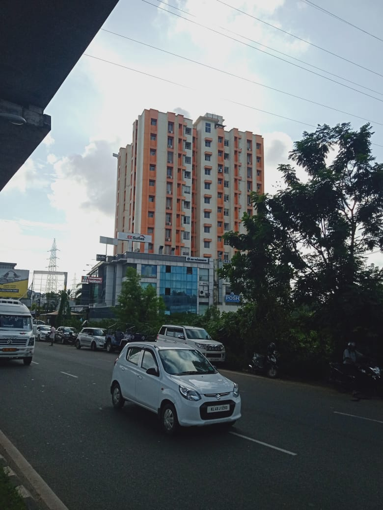 Apartment Suit for sale/rent at Ernakulam -Kalamassery near NH/Metro station