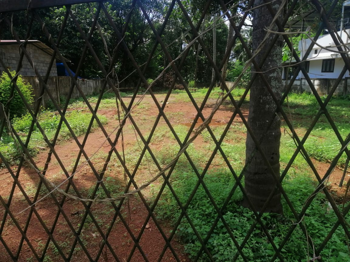 Land for sale in Elthuruth. Total land area of 19.5 cent. Tar road frontage with compound wall on the boundaries, and well . Plot is located near St Aloysius College Price per cent 5 lac (Negotiable).