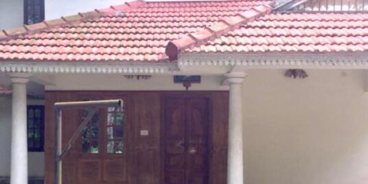 Newly built beautiful double story house for sale at  MC Road, Kottayam