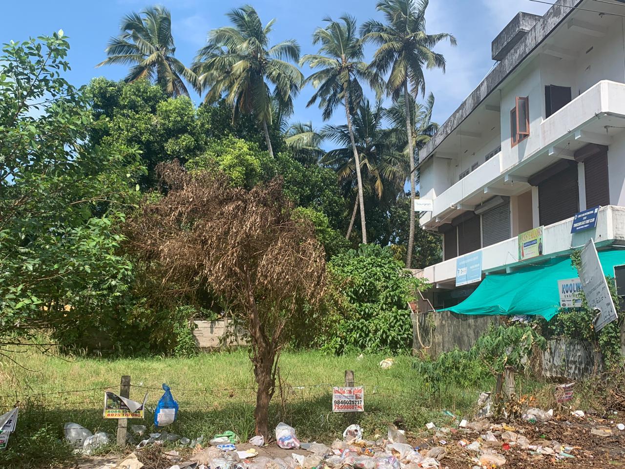 Good commercial land for sale near Chelakottukkara